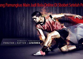Bambang Pamungkas Main Judi Bola Online Di Sbobet Setelah Pensiun