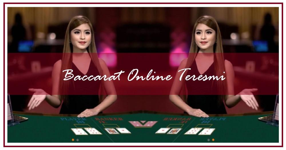 Baccarat Online Terpercaya Teresmi